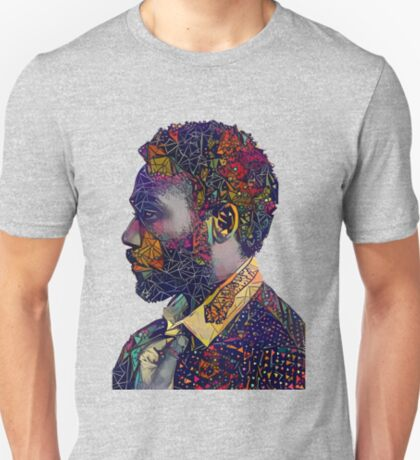 Abstract Donald Glover T-Shirt