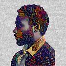 Abstract Donald Glover by stilldan97