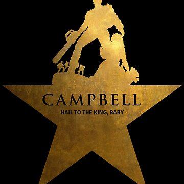 Hail To The King, Baby! Hamilton Parody by DeadMonkeyShop