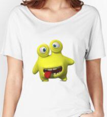 Monster 5 Women's Relaxed Fit T-Shirt