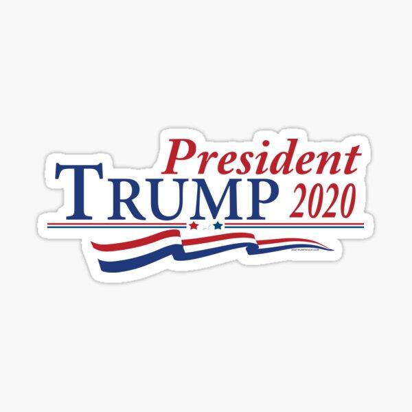 President Trump 2020 Sticker