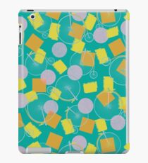 Colorful and playful pattern iPad Case/Skin