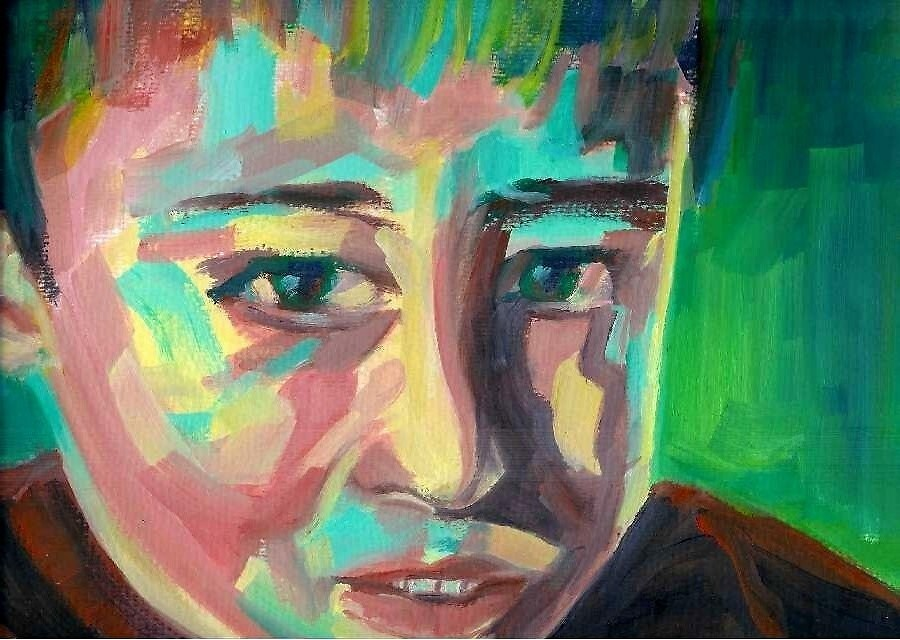 Kid portrait 7 by Nurhilal Harsa