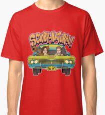 Supernatural Mystery Machine Classic T-Shirt