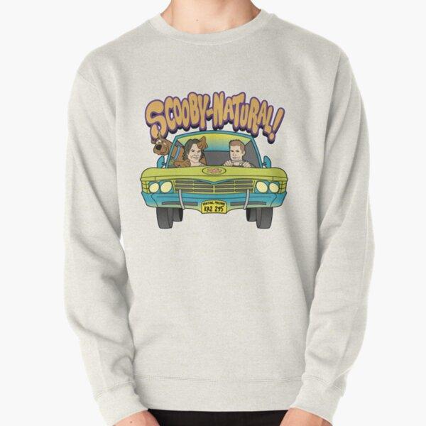 Supernatural Mystery Machine Pullover Sweatshirt