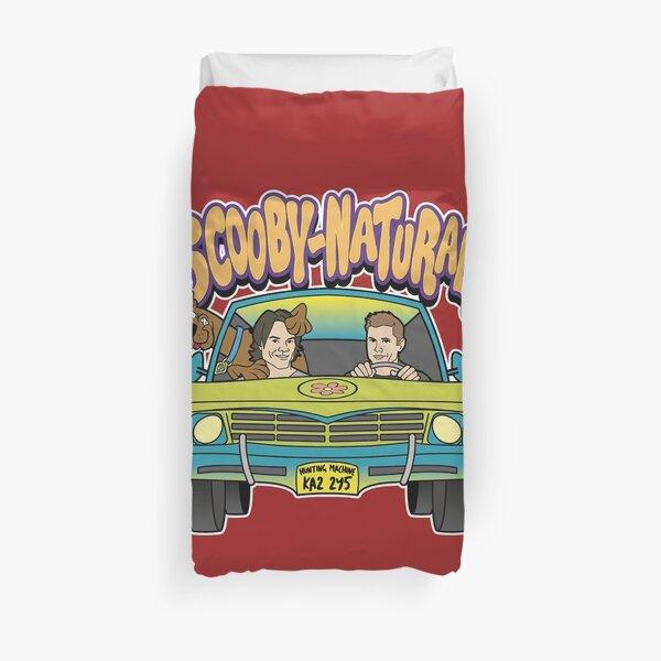 Supernatural Mystery Machine Duvet Cover