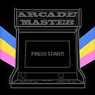 Arcade Master by katdensetsu