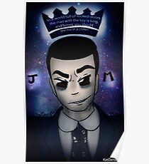 Moriarty Crown Poster