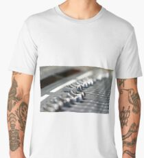 Mixing Console Men's Premium T-Shirt