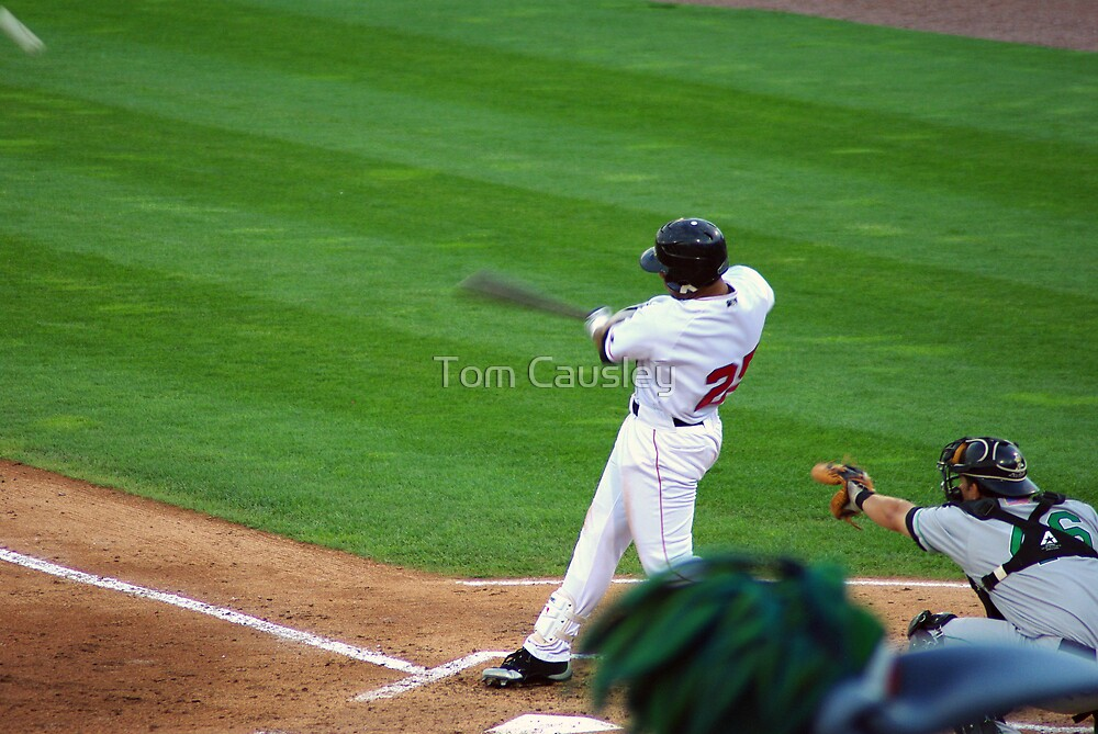 Home Run!! by Tom Causley