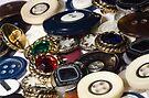 Buttons by Martina Fagan