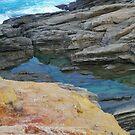 Merimbula - Sapphire Coast by Alison Howson