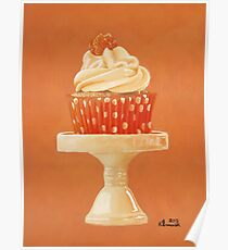 Creamsicle Delicacy Poster