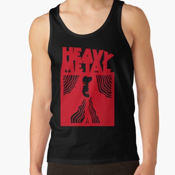 Heavy Metal Tank Top