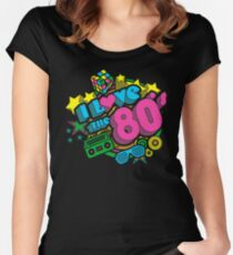 Redbubble I Love the 80s T-shirt
