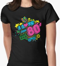 I Love The 80's Retro Eighties T-Shirt
