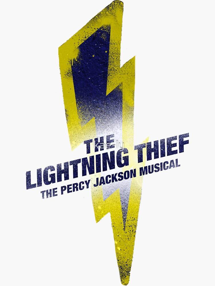 The Lightning Thief Musical V1 de kae-ly