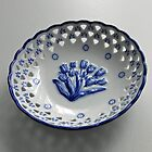 Blue Delft China Dish by BlueMoonRose