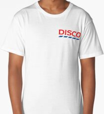 Disco Tesco Long T-Shirt