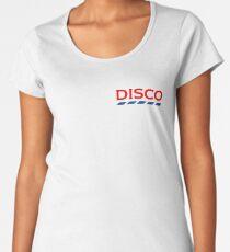 Disco Tesco Women's Premium T-Shirt