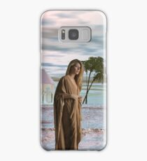 Golden Princesses Blue Sunset Samsung Galaxy Case/Skin