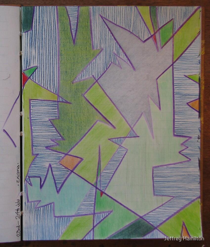 Page 17 [Enigma] by Jeffrey Hamilton
