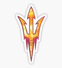 Arizona State Sundevils Trident Sticker