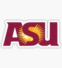 Arizona State University Sundevils Logo Sticker