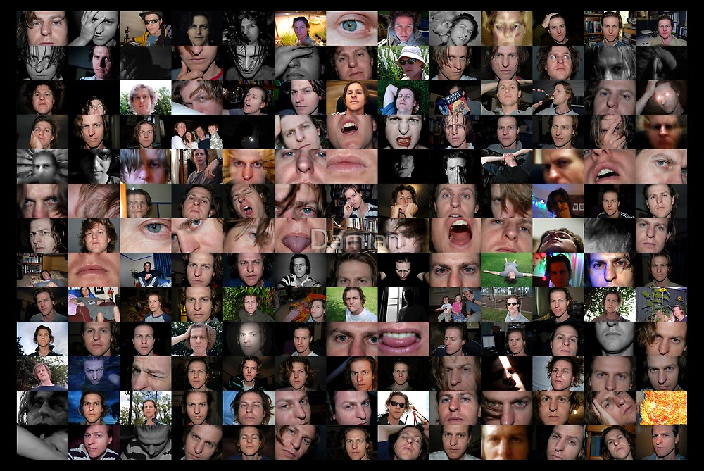 Half a Year of my Life by Damian
