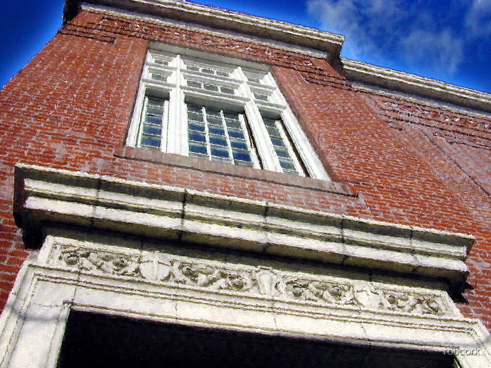 Window wall by robcork