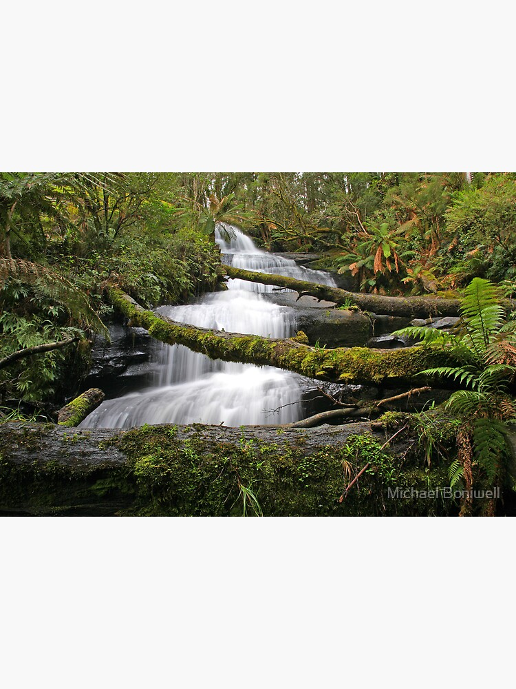 Triplet Falls, Otways, Australia by Chockstone
