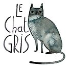 Le Chat Gris by Susan Mitchell