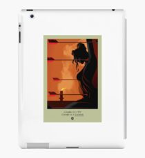 Game of Thrones Poster – Chaos is a Ladder iPad Case/Skin