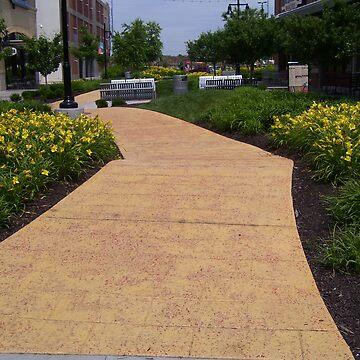 yellow brick road by nicksarr1