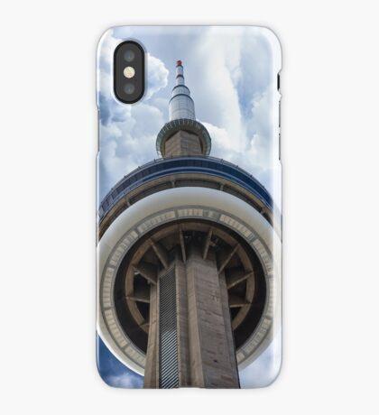 CN Tower 2 iPhone Case