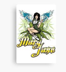 Mary Jane #2 Canvas Print