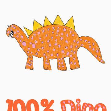 100 % Dino by evanyates