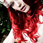 red head by David Tovey
