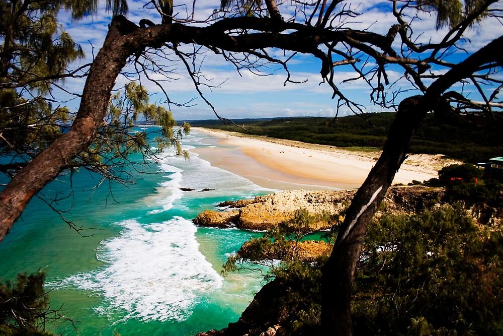 Classic Beach by Alecia Scott