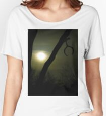 Ominous Women's Relaxed Fit T-Shirt
