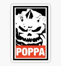 Poppa Nurgle Warhammer 40000 Inspired Sticker