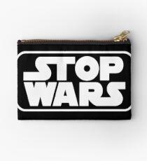 Stop Wars Studio Pouch