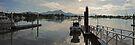 Port Hinchinbrook - Early morning by Paul Gilbert