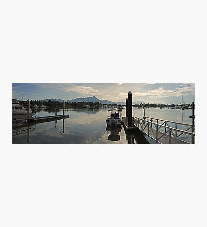 Port Hinchinbrook - Early morning Photographic Print