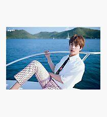 Jin Photographic Print