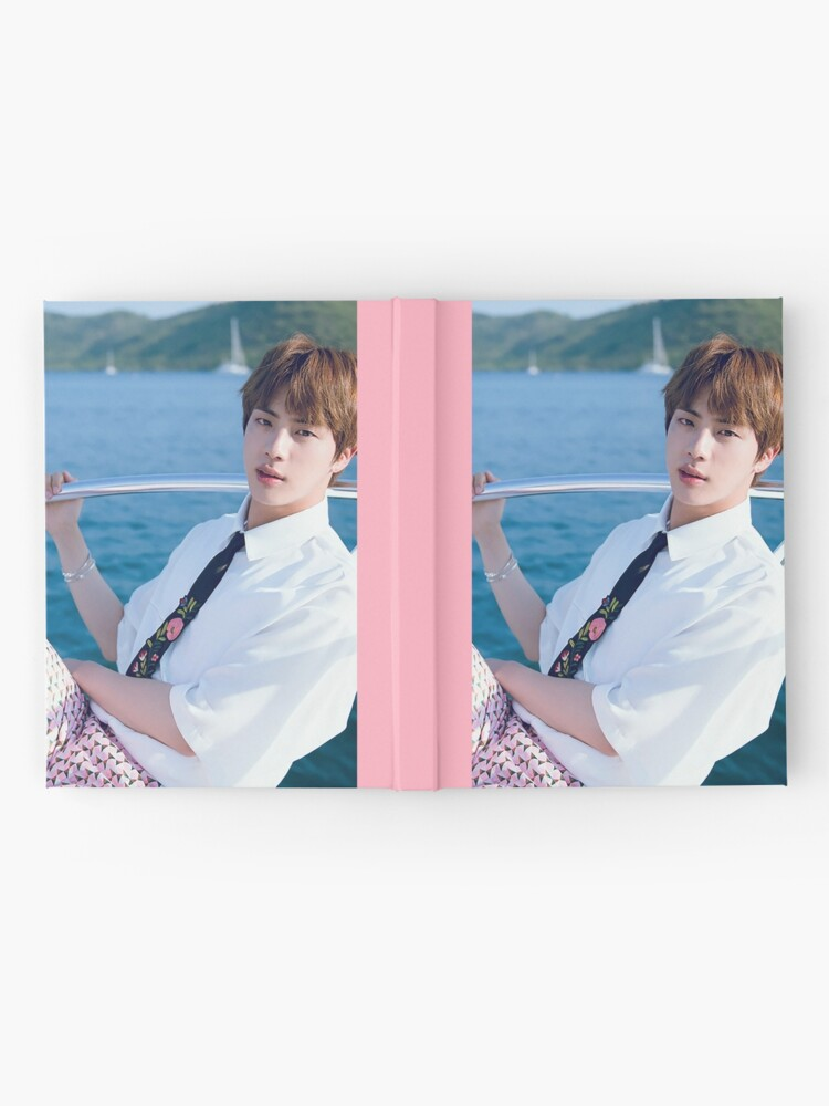 Alternate view of Jin Hardcover Journal