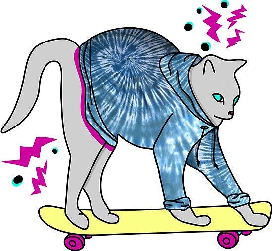 Cool Cat Clip Art