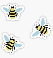 3 Bienen für den Preis von 1 Sticker