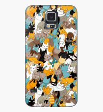 Cats on catnip Case/Skin for Samsung Galaxy