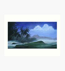 Canvas_1 Art Print